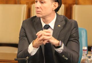 Florin Citu, ministrul Finanțelor   Foto: Crișan Andreescu