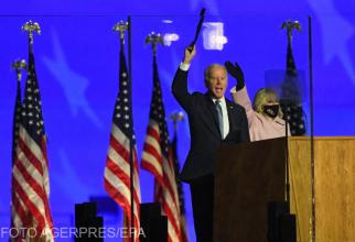 Joe Biden anunță un plan de 1,9 trilioane dolari pentru americaniFoto: Agerpres