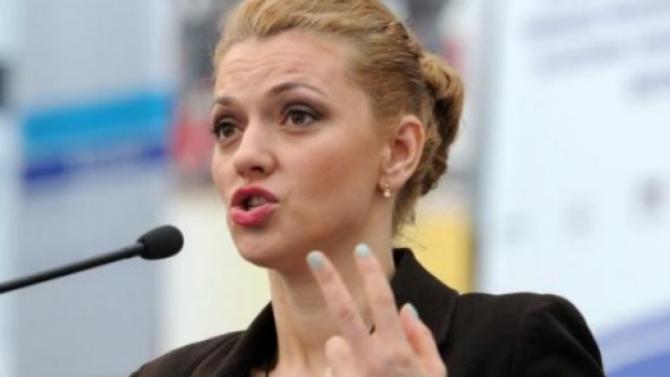 Alina Gorghiu, candidatul PNL pentru Senat în județul Timiș