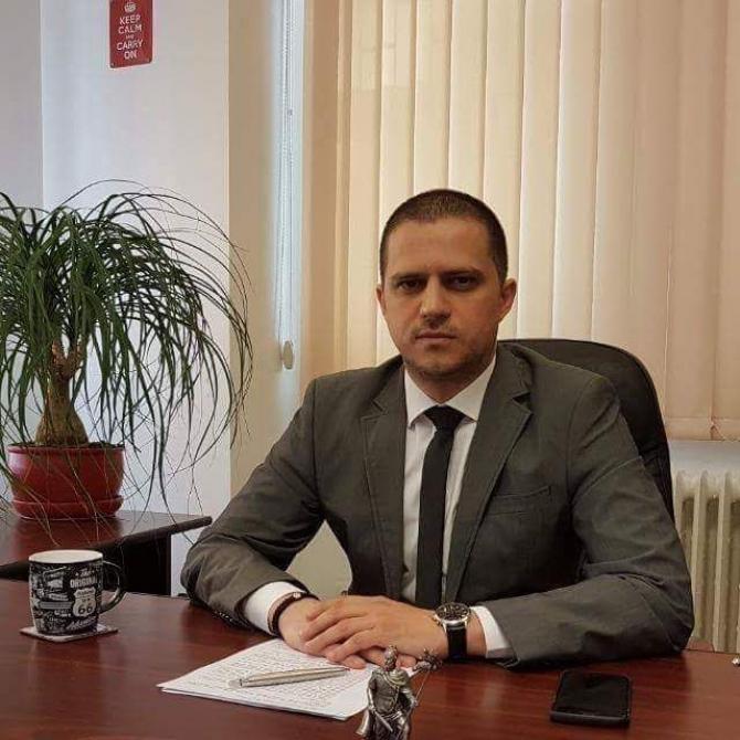 Bogdan Trif  Foto: turnulsfatului.ro