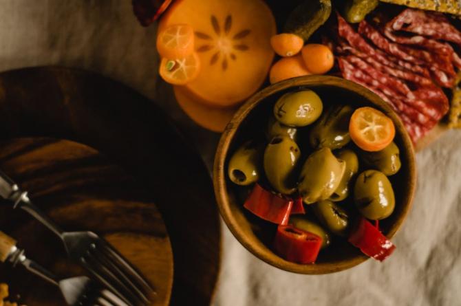 Mâncare / Foto Pexels
