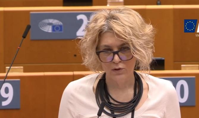 Carmen Avram în Parlamentul European