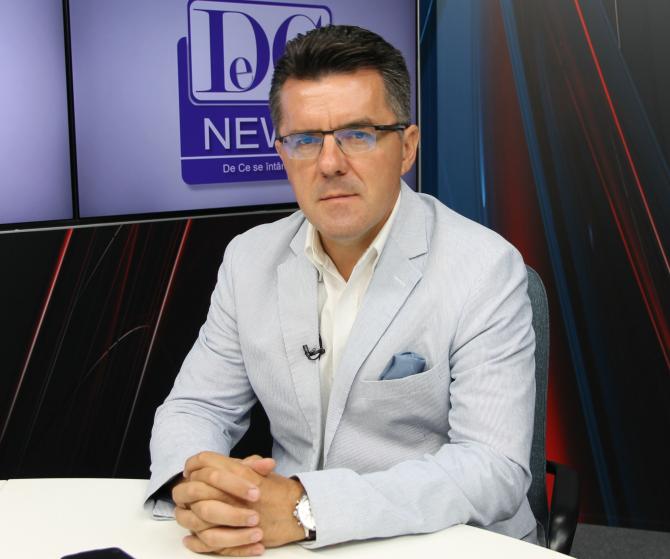 Dan Dungaciu  Foto: Crișan Andreescu