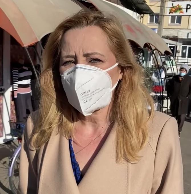 Elena Lasconi: La Câmpulung nu ne jucam cu sănătatea oamenilor