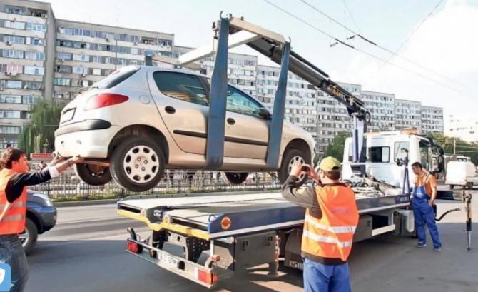 Nicușor Dan: Mașinile abandonate vor fi ridicate