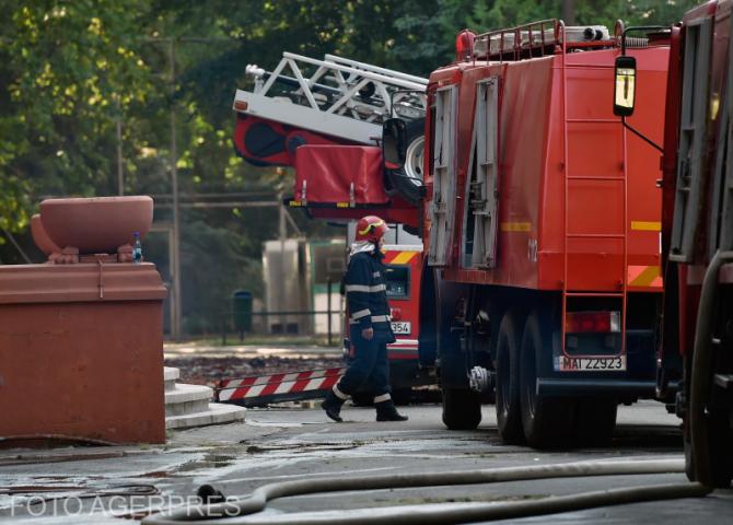 Pompieri / foto ilustrativ