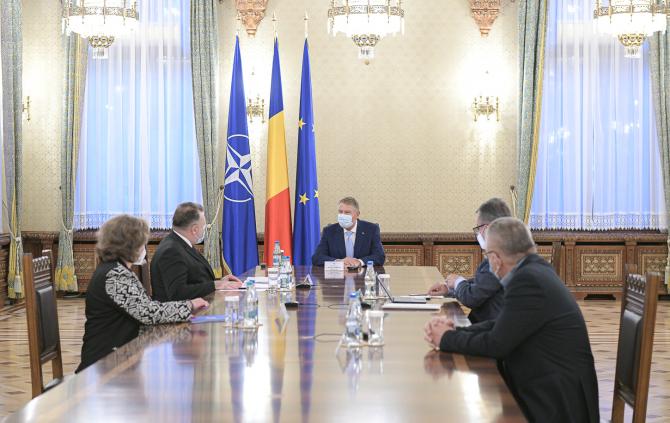 Foto: Administrația Presidențială