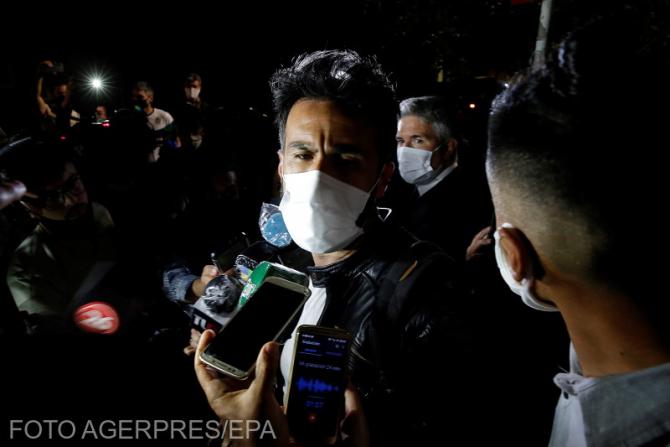 Leopoldo Luque/Foto: Agerpres