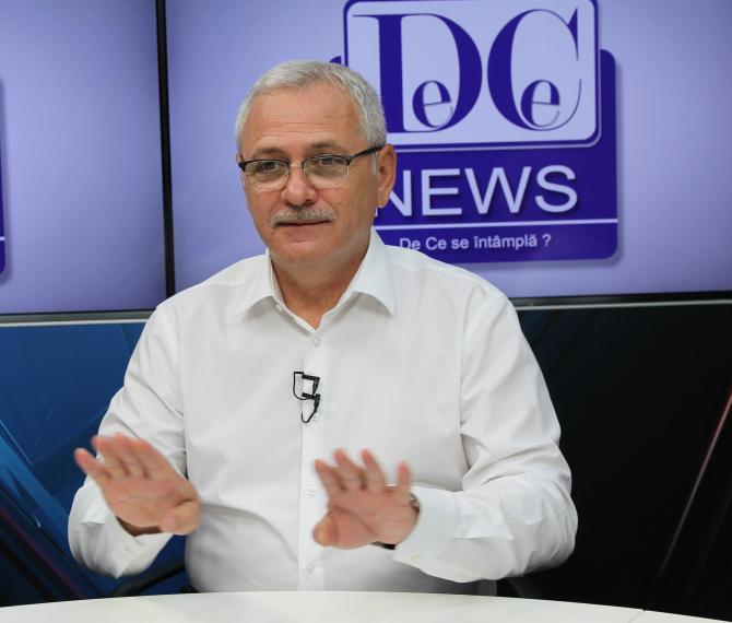 Liviu Dragnea  Foto: Crișan Andreescu