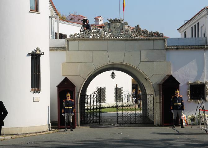 Palatul Elisabeta  Foto: Crișan Andreescu