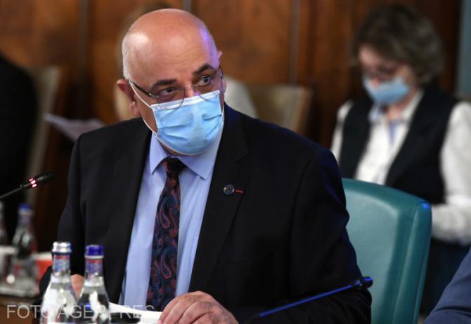 Șeful DSU, Raed Arafat