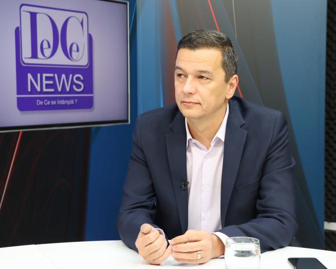 Sorin Grindeanu  Foto: Crișan Andreescu