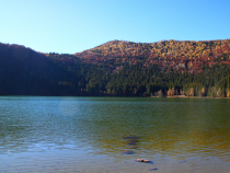 Lacul Sfânta Ana. foto: Ioan Radu Gava