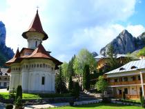 Mănăstirea Râmeț. Foto: Ioan Radu Gava
