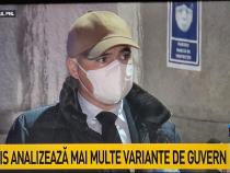 Rareș Bogdan - captură Antena 3