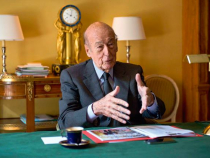 Valéry Giscard d'Estaing. Foto; Fondația Valéry Giscard d'Estaing