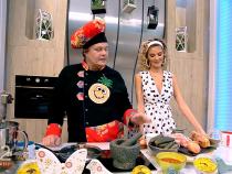"""Vlăduţ, bucătarul de la """"Neatza cu Răzvan şi Dani"""""""