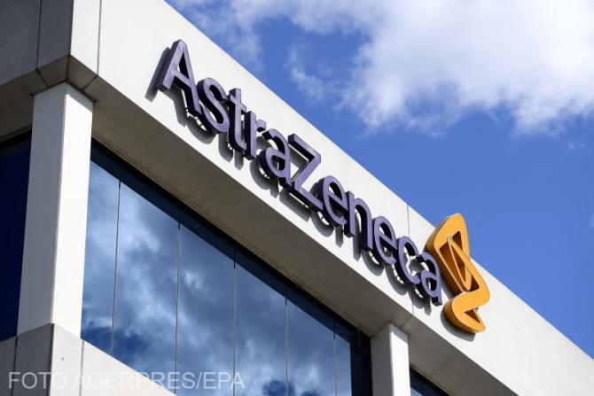 Sediul AstraZeneca