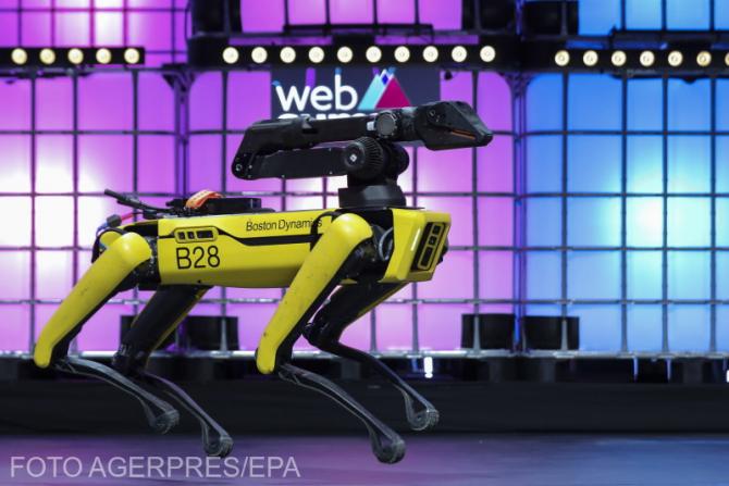 Spot, robot comercial al Boston Dynamics