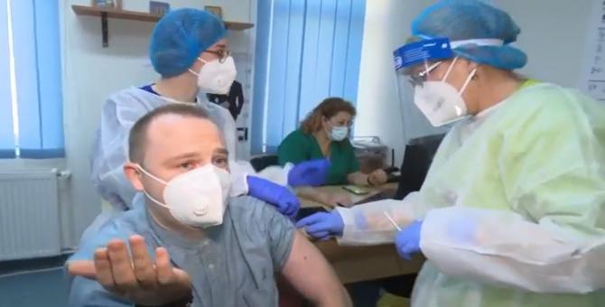 medic_vaccinat_iași