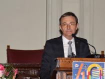 15 ianuarie - Ziua Culturii Naționale. Ioan-Aurel Pop: Creaţia spiritului românesc, pusă sub înaltul patronaj al lui Eminescu foto: @AcademiaRomana.RomanianAcademy - Fb