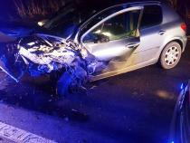 Autoritățile au intervenit la un accident rutier grav produs pe DN6.