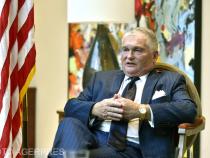 adrian zuckerman vrea deschiderea unei camere de comert americane in romania