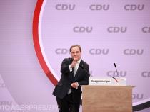 Noul președinte al CDU, Armin Laschet