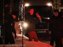 Aleksei Navalnîi, arestat pe aeroportul din Moscova.