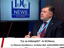 Dr. Alexandru Rafila a spus care ar fi fost prima sa mutare dacă era numit premier