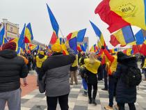 Sursa foto: Facebook Alianța pentru Unirea Românilor - AUR