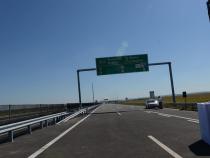 Trafic restrictionat pe A2