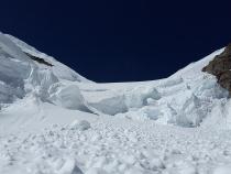 Avalanșă în Italia. Foto: Pixabay.com