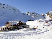 Un record de temperatură negativă s-a înregistrat la Bâlea Lac.
