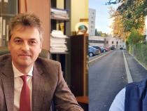 Catalin Canciu (Stânga) vs Marian Dragomir (Dreapta), război al declaraţiilor la Brăila. Sursa: Facebook