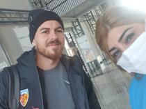 Denis Alibec a marcat o dublă în poarta celor de la Istanbul BB. Sursa: Twitter