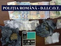 Substanțe psihoactive noi, descoperite de polițiști. Foto: IPJ Constanța.