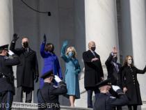 Joe Biden a fost învestit în funcţia de preşedinte al SUA