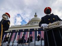 Galerie Foto de la ceremonia de inaugurare a președintelui SUA, Joe Biden