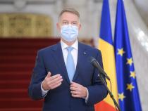 Klaus Iohannis a spus câte vaccinuri se vor putea face zilnic la ROMEXPO. Sursa: Administraţia Prezidenţială