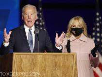 Biden, emoționat la Delaware înainte de ÎNVESTIRE: Știu că sunt vremuri întunecate, dar întotdeauna există lumină