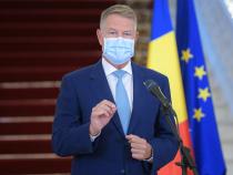 Klaus Iohannis a anunţat redeschiderea şcolilor din februarie