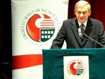 László Tőkés: UDMR nu a profitat suficient de faptul că fără el nu se putea forma un guvern    /  Foto: http://www.calincorpas.ro