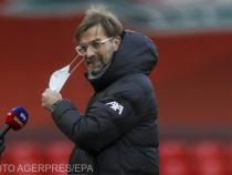 """Jurgen Klopp spune că echipa sa nu este într-o formă """"perfectă"""""""