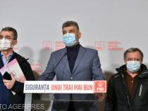 Marcel Ciolacu a anunțat că PSD va depune o moțiune simplă la începutul sesiunii parlamentare.