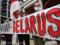 Nu se mai poate exercita profesia de jurnalist în Belarus. Semanl de alarmă tras de reprezentanţi ai mass-media independente/FOTO Agerpres