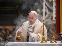 papa francisc reactie episcop florentin crihalmeanu