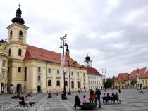 Sibiul intră din nou în competiție pentru turism.