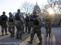 soldati garda nationala mobilizati washington inaugurare biden