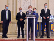 Cozmin Gusa a vorbit despre scenariul Ciolos premier pana la finele acestui an